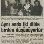 09-Çevirmenlerle röportaj (06.11.1988)