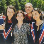 Seher Türkaslan, Saliha Rodoplu, Eray Karakuzu, Didem Sone – Bilkent Üniversitesi EMCI Programı Mezuniyet Töreni (2009)