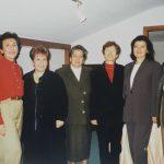 Soldan Sağa: Nigar Alemdar, Gülseren Albatros, Suna Bozkır, Leyla Ayaş, Figen Çeltekli, Nur Camat (2000'li Yıllar)