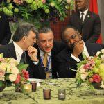 Yiğit Bener – Cumhurbaşkanı Abdullah Gül'ün Gana, Gabon ziyareti 2011