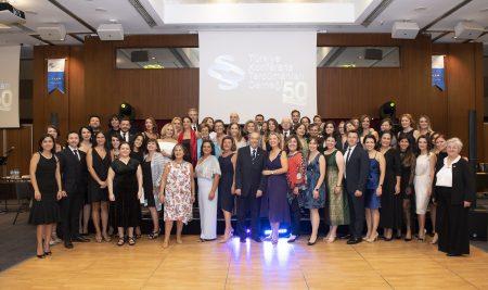 TKTD 50. Yılını Görkemli bir Gala ile Kutladı