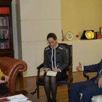 Ceylan Gürman Şahinkaya – Amerikan Kongresi Heyeti Çalışma Ziyareti-Kemal Kılıçdaroğlu Görüşmesi (2011)