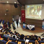 TKTD Outreach, Yaşar Üniversitesi, İzmir
