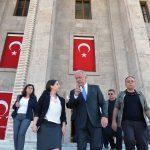 Seher Türkaslan – AB Komisyon Üyesi Dimitris Avramopoulos'un TBMM ziyareti