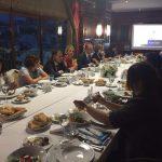 TKTD'nin kamu kurumlarıyla iftar yemeği