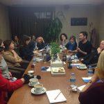 TKTD Meslektaşlarla buluşma etkinliği, Ankara