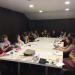 TKTD Üye toplantısı