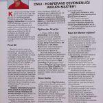 197-Kongre Dergisi (01.05.2008)