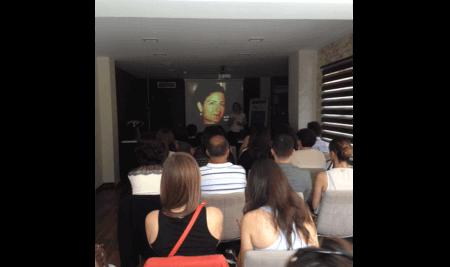 Natali Medina'yı Anma Töreni
