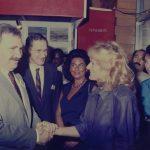 Zeynep Bekdik, Belgin Dölay, Bedrettin Dalan (1980'li Yıllar)