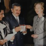 Zeynep Bekdik, Bedrettin Dalan, Margaret Thatcher (1980'li Yıllar)