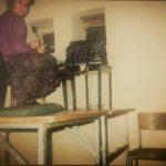 Belkıs Dişbudak – Urfa GAP İnşaatı (1980'li Yıllar)