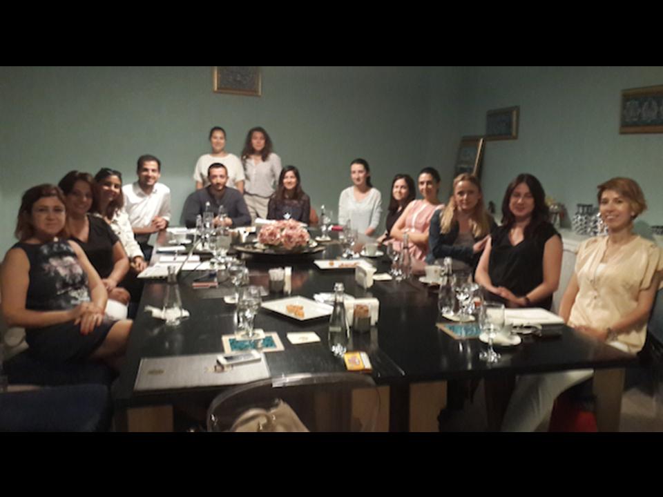 2014 Üye Toplantımız