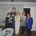Serra Yılmaz, Belgin Dölay, Helen Campbell, Zeynep Bekdik (1990'lı Yıllar)