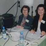 Leyla Ayaş, Figen Çeltekli – KEİPA Toplantısı (1990'lı Yıllar)