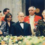 Hande Güner – Hollanda Kraliçesi Beatrix, Cumhurbaşkanı Ahmet Necdet Sezer görüşmesi (03.04.2001)