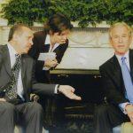Hande Güner – Başbakan Recep Tayyip Erdoğan ile ABD Başkanı George W. Bush görüşmesi (2005)