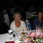 Nora Sirman'ın 80. yaş günü _Nur Camat ile (2007)