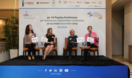Türkiye Konferans Tercümanları Derneği 50. Yılını  Paydaş Konferansıyla Uğurluyor